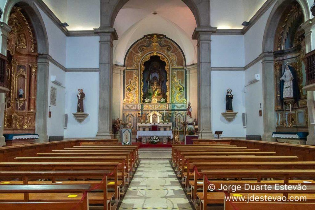 A Igreja Matriz de Nossa Senhora da Encarnação em Vila Real de