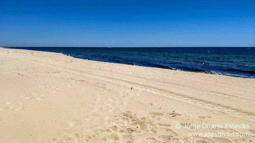 Areal da Praia do Homem Nu, Tavira