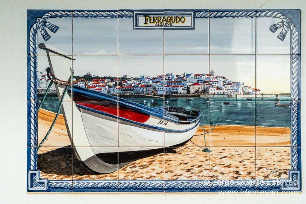Azulejos Ferragudo, Lagoa