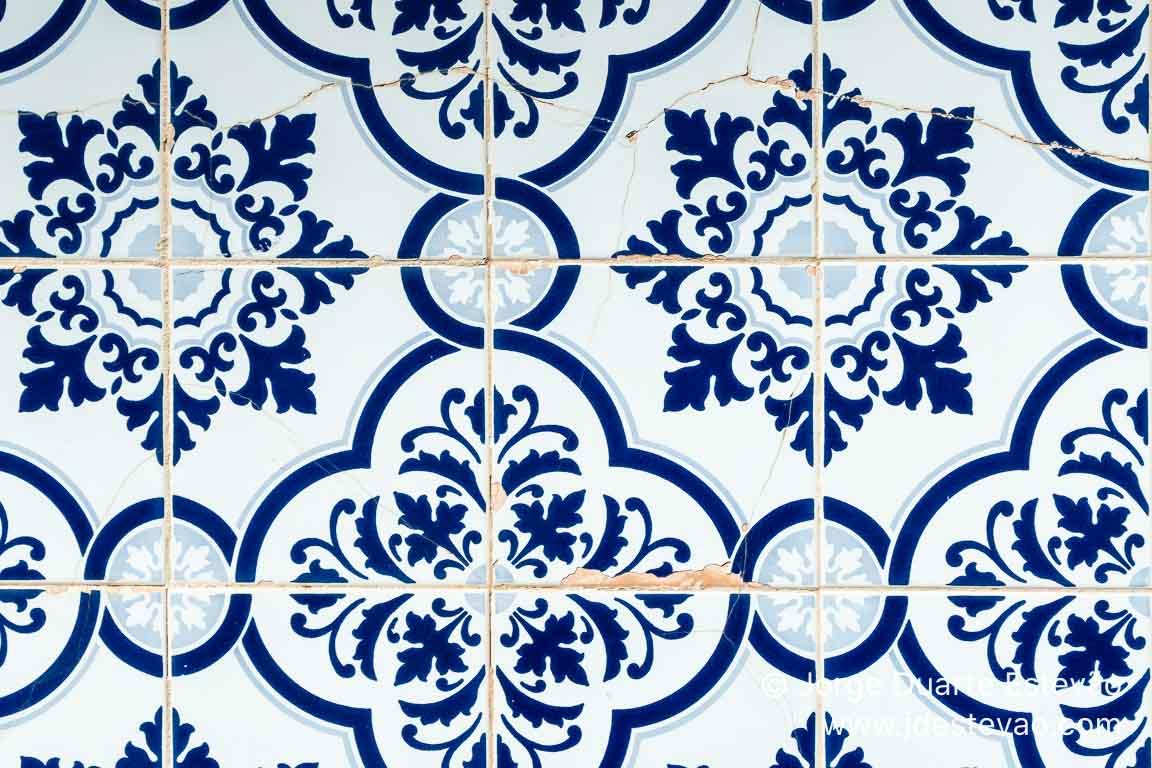 Azulejos de Santa Luzia, Tavira