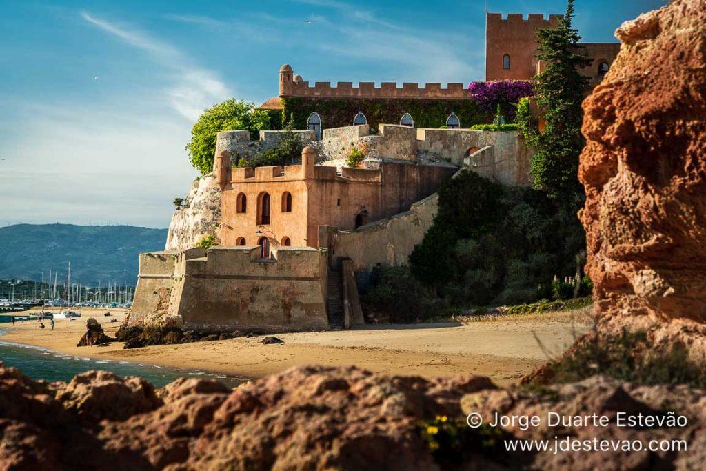 Forte de São João do Arade, Ferragudo, Lagoa