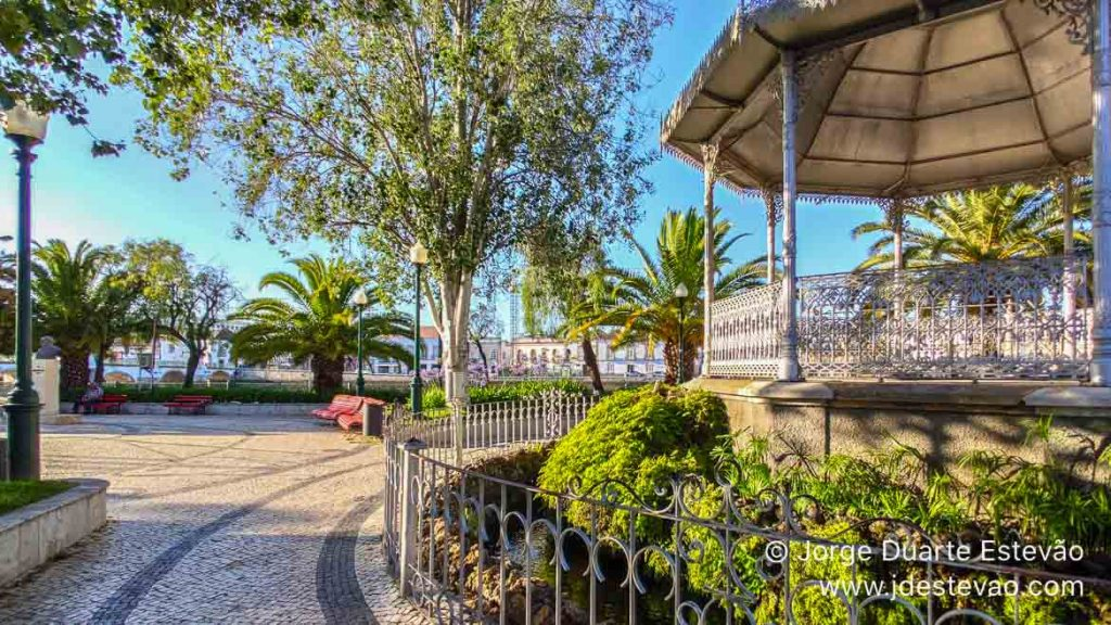 Jardim do Coreto, Tavira