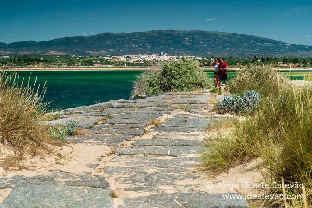 Molhe da Ria de Alvor, Portimão