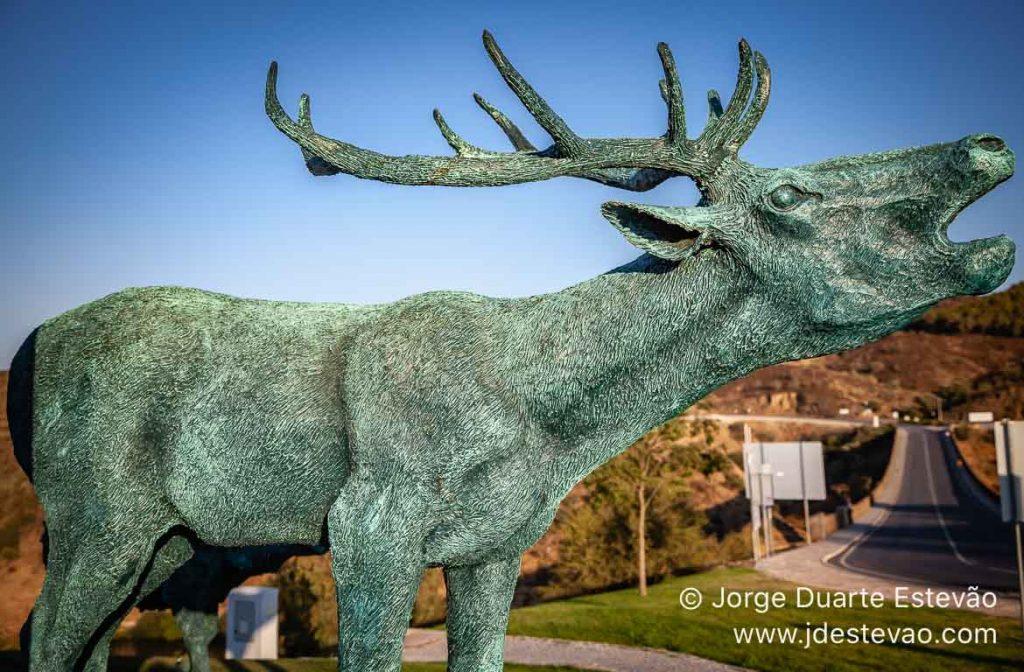 Monumento à caça, Mértola