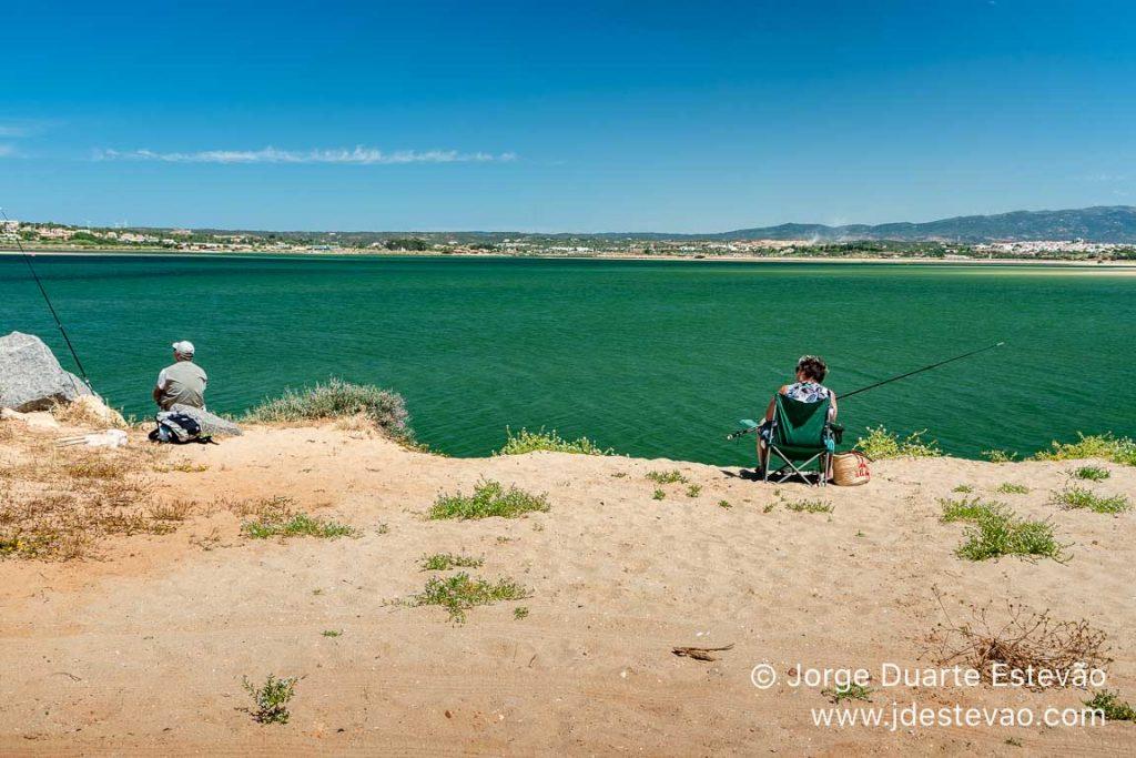 Pescadores Ria de Alvor