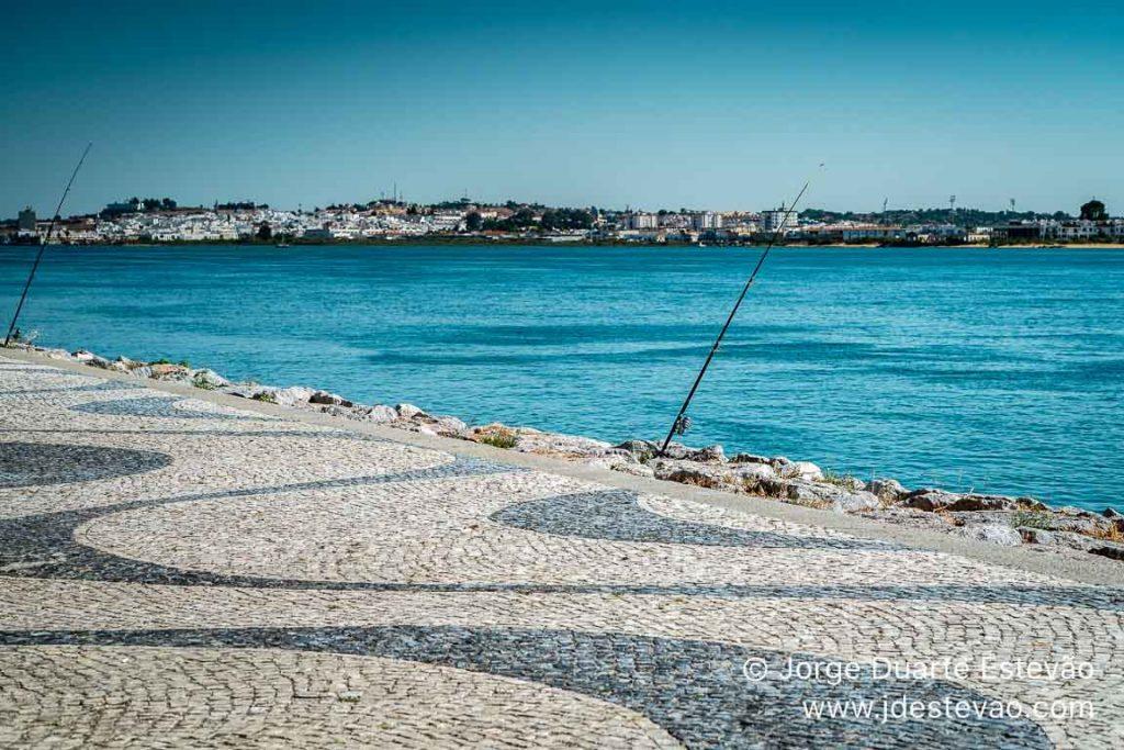 Pescadores em Vila Real de Santo António