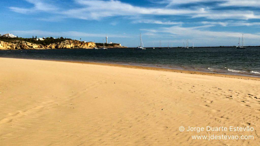 Praia Grande, Ferragudo