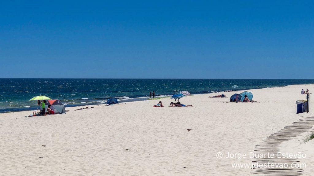 Praia do Barril, Santa Luzia, Tavira