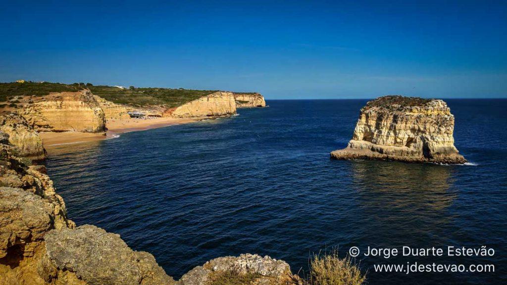 Praia do Torrado e Praia dos Caneiros, Ferragudo, Lagoa