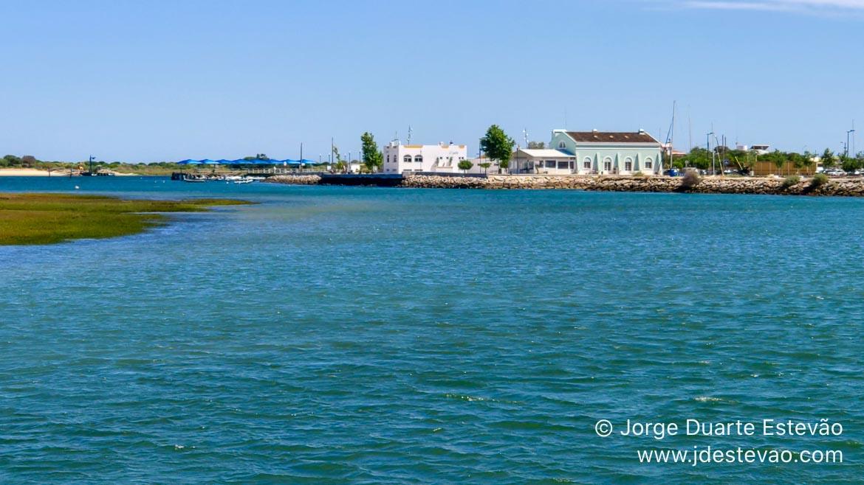 Quatro águas, Ilha de Tavira