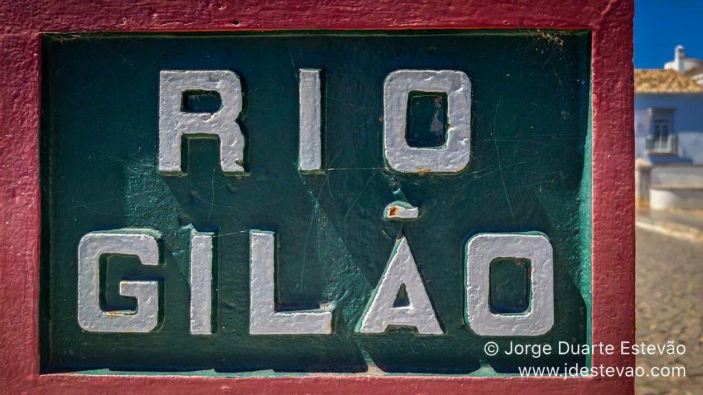 Rio Gilão, Tavira