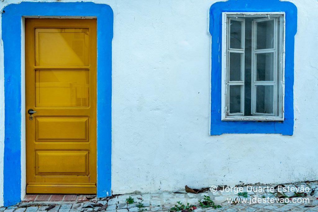 Ruas de Cacela Velha, Algarve