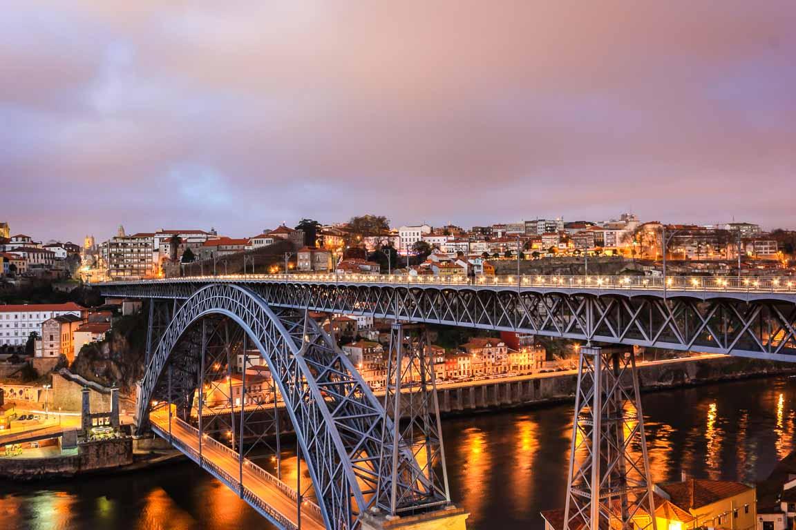 Ponte D. Luís I, Porto