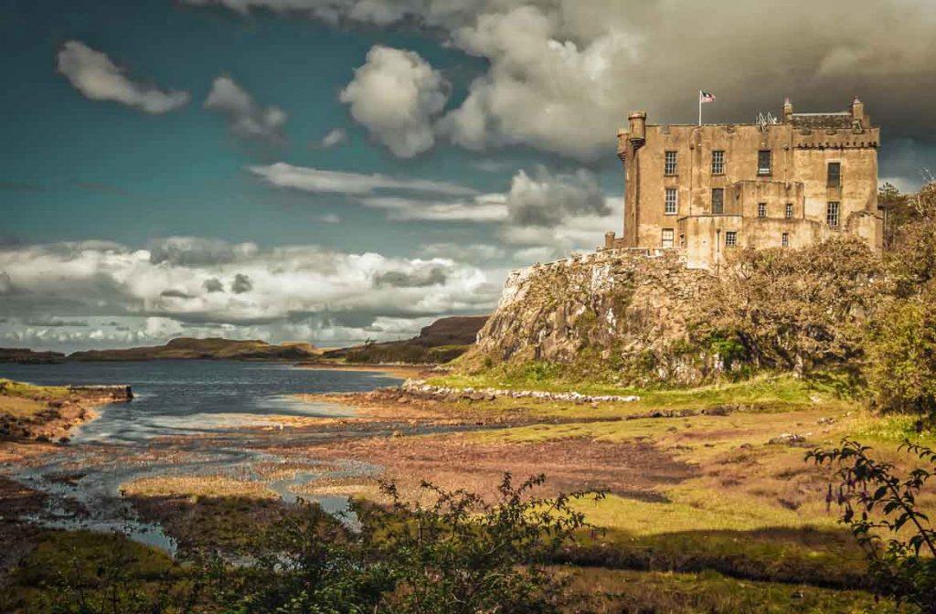 Castelo de Dunvegan, Ilha de Skye