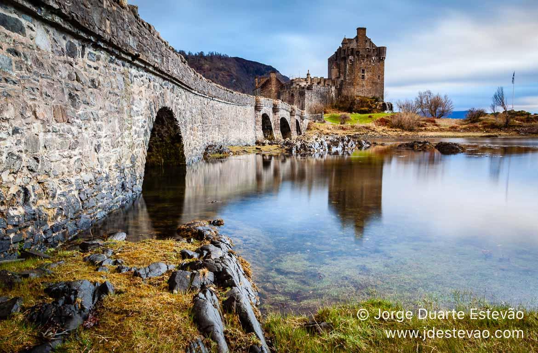 Castelo de Eilean Donan, Terras Altas, Escócia