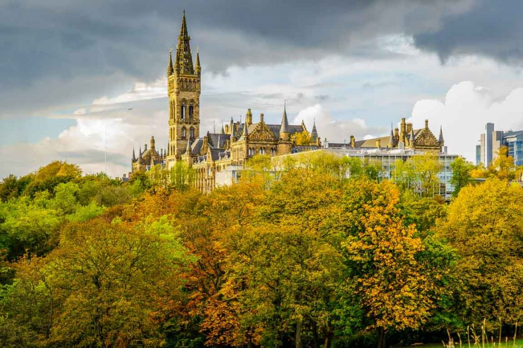 Catedral de Glasgow, na Escócia