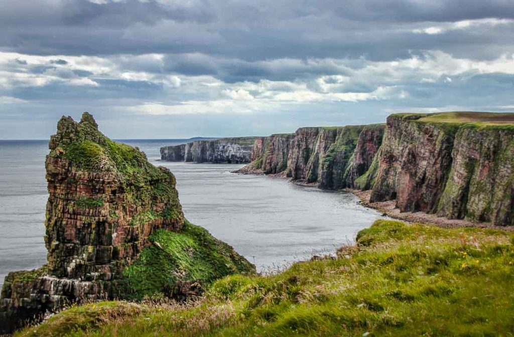 Duncansby Head, John o 'Groats, Escócia