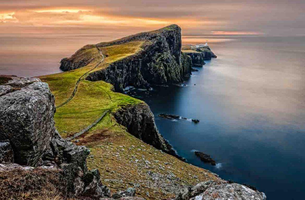 Farol de Neist Point, Ilha de Skye