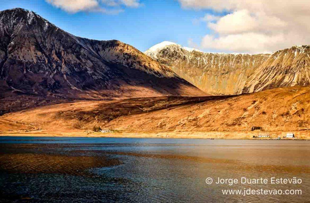 Glamaig, Cuillins, Skye, Escócia