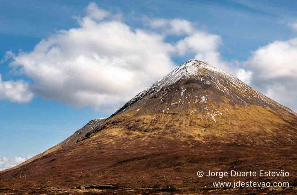 Glamaig, Cuillin, Skye, Escócia