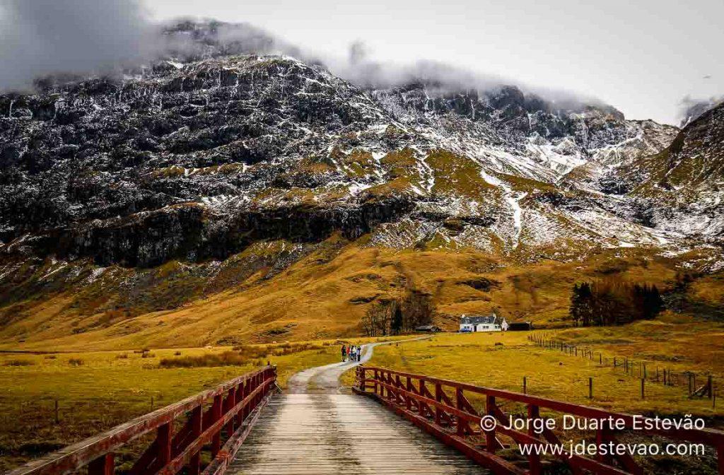 Glencoe, Terras Altas da Escócia