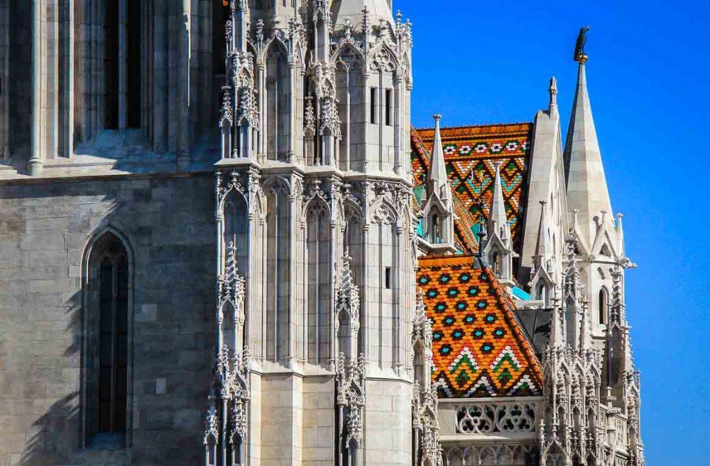 Igreja Matias em Budapeste, Hungria