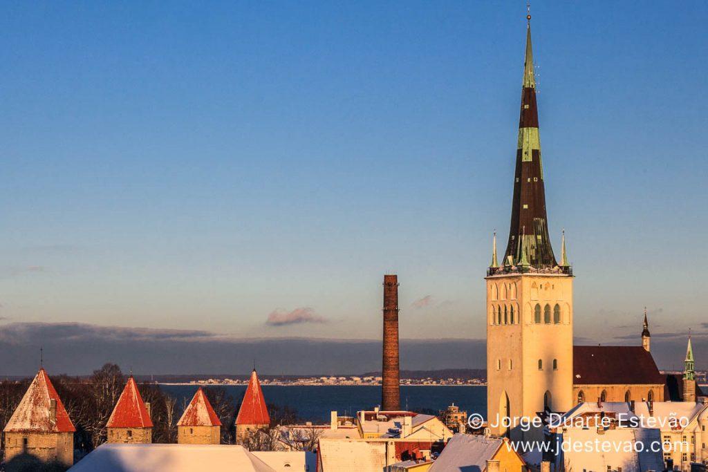Igreja de S. Olavo, Tallinn, Estónia