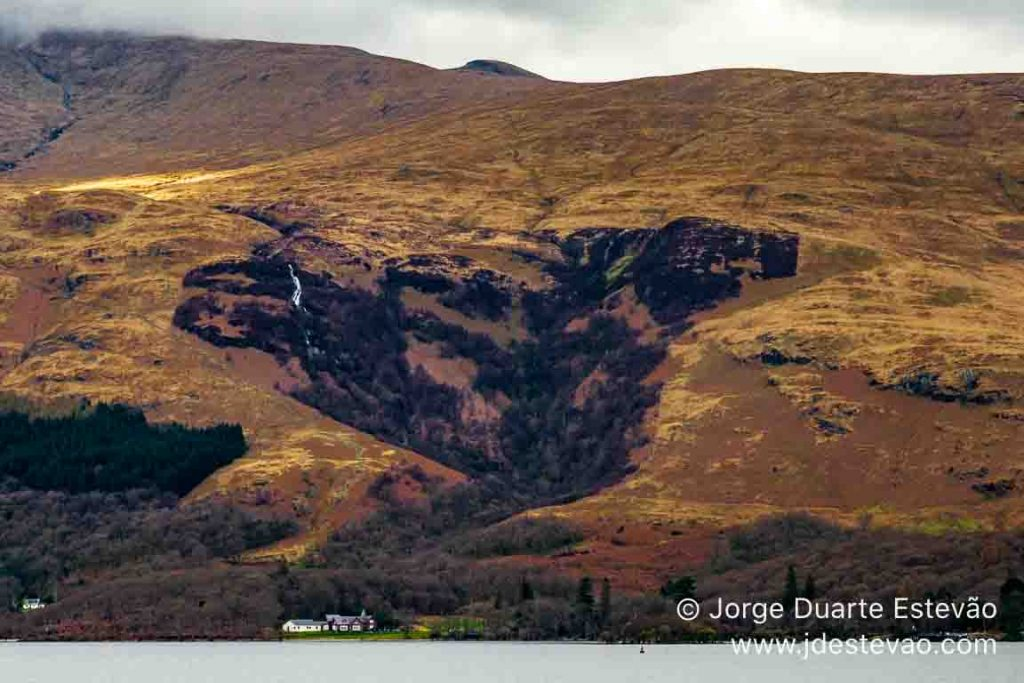 Lomond, Ben Lomond, Terras Altas da Escócia