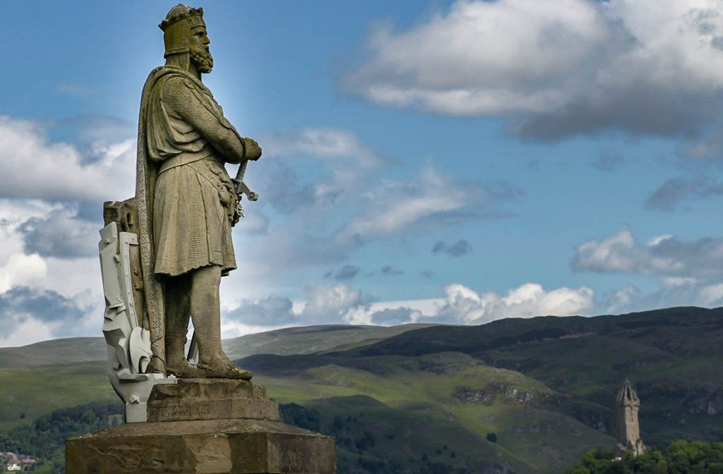 Monumento William Wallace, Stirling