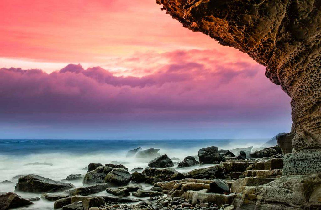 Elgol na Ilha de Skye, Escócia.
