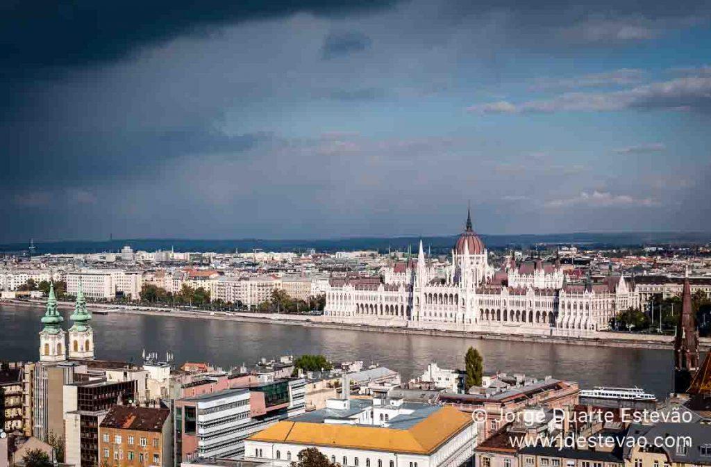 Parlamento da Hungria, Budapeste, Hungria