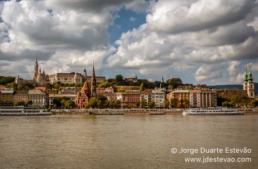 Rio Danúbio, Budapeste, Hungria