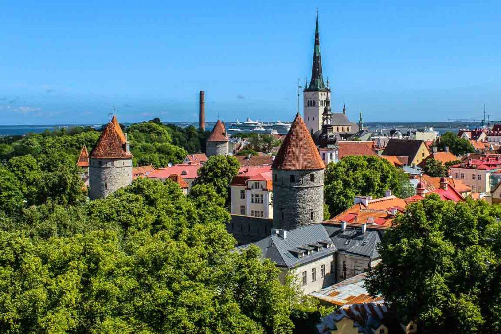Colina Tompeea, Tallinn, Estónia