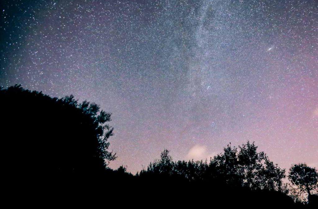 Brecon Beacons, Night start, International Dark Sky, Gales