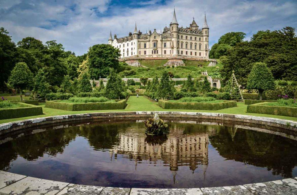 Castelo de Dunrobin, Escócia