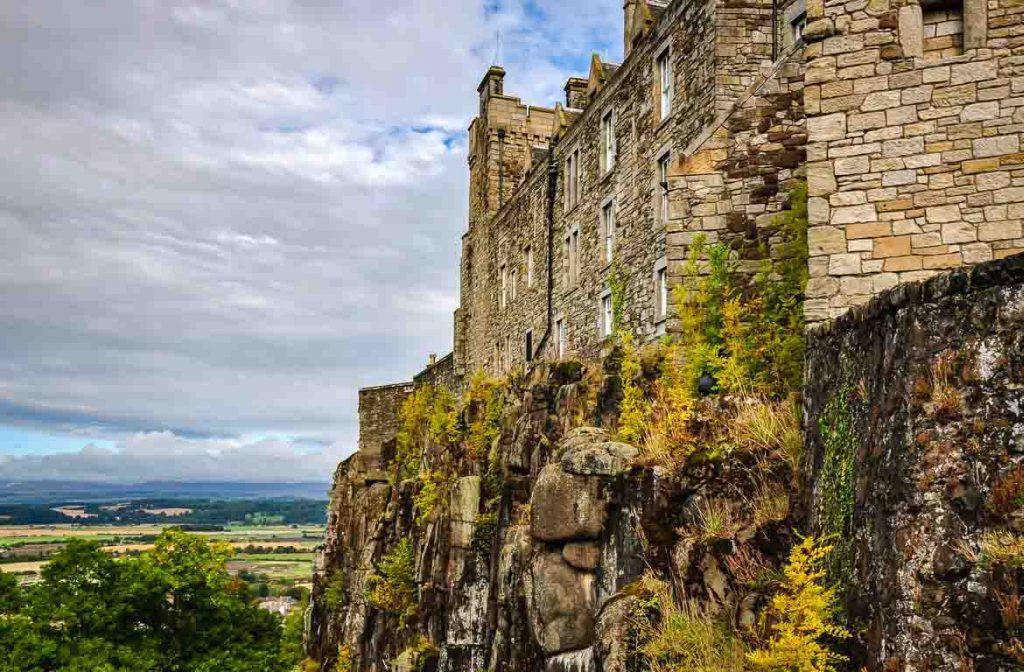 Castelo de Stirling, Escócia