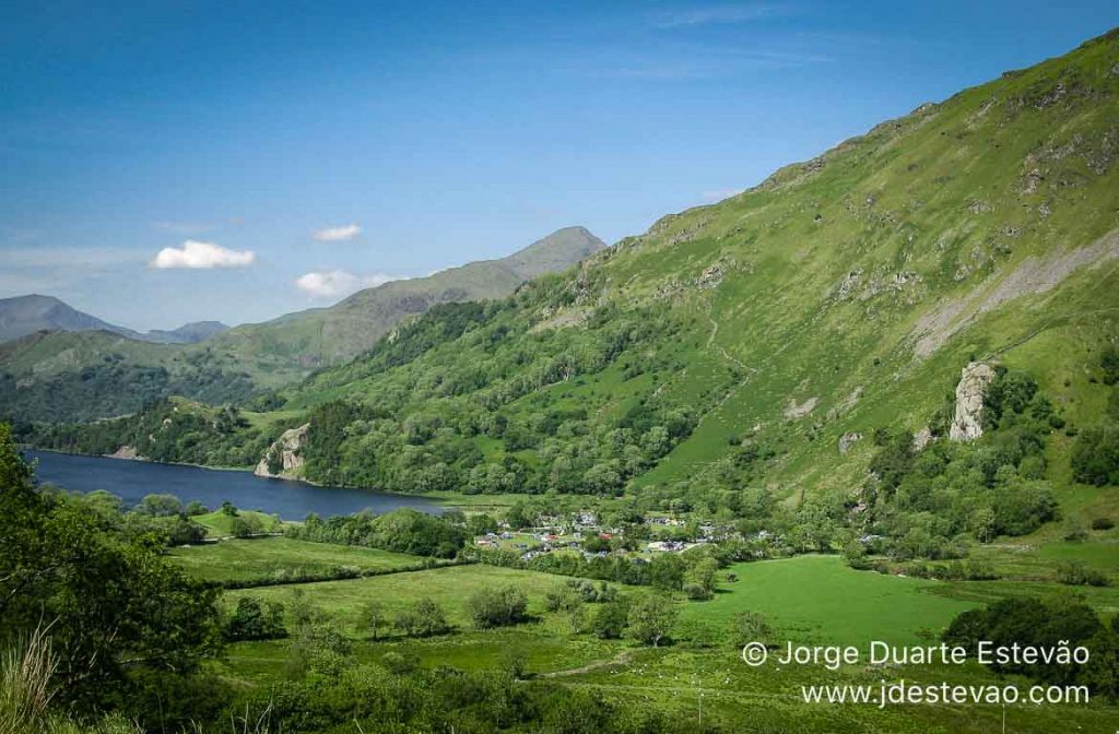 Dolgellau, Snowdonia, País de Gales