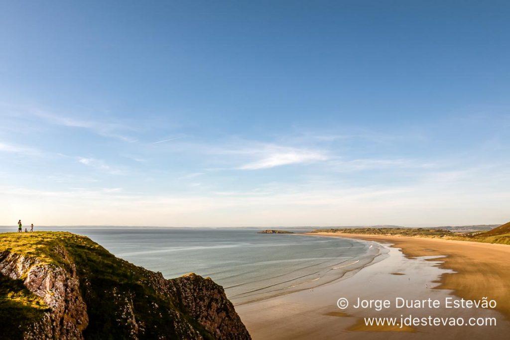 Rhossili Bay, País de Gales