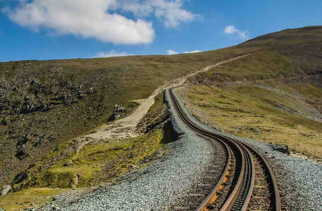 Snowdon Mountain Railway, Gales