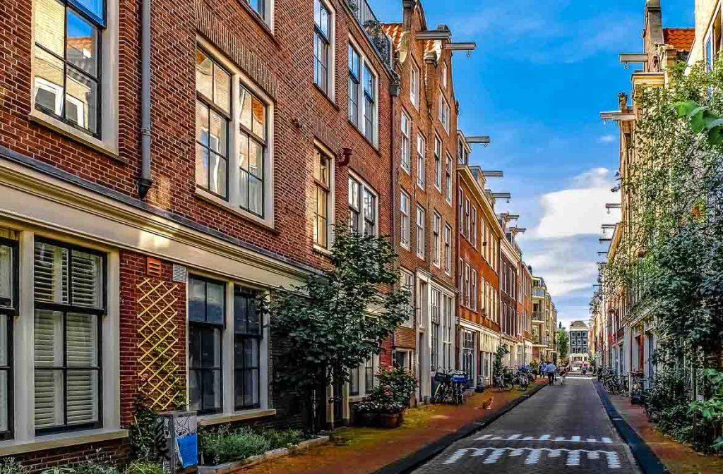 Bairro Jordaan, Amesterdão, Holanda