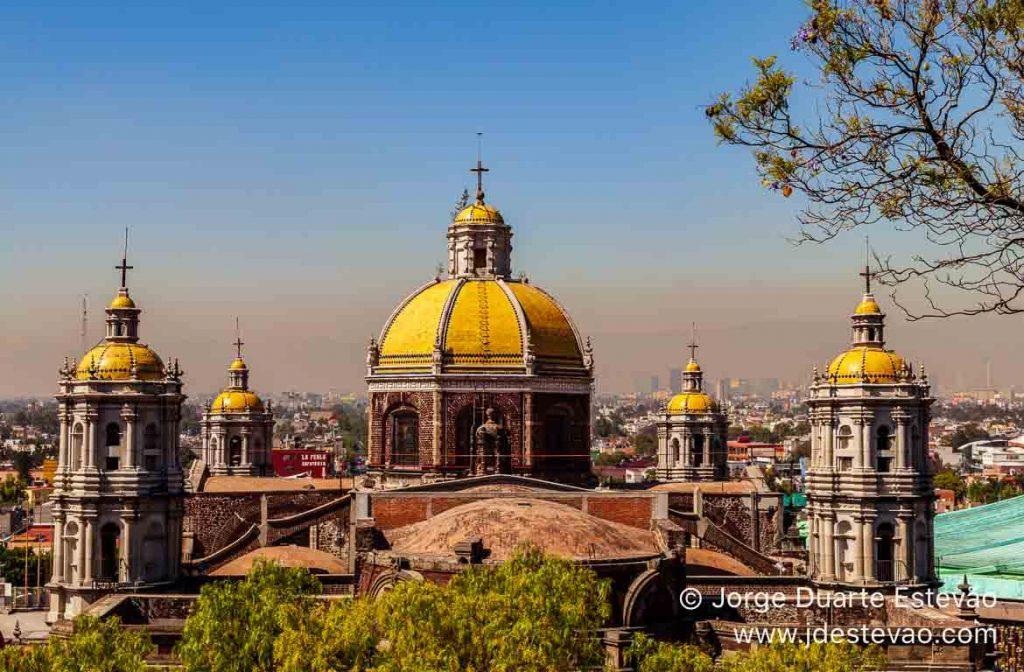 Basílica de Guadeloupe, México