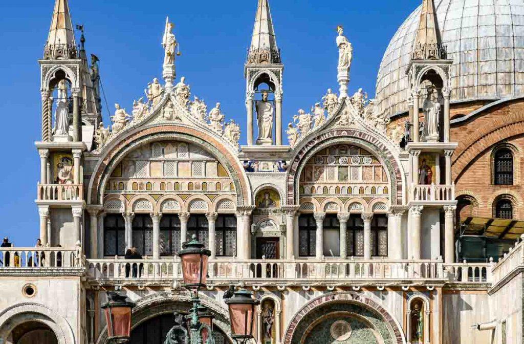 Basílica de São Marcos, Veneza, Itália