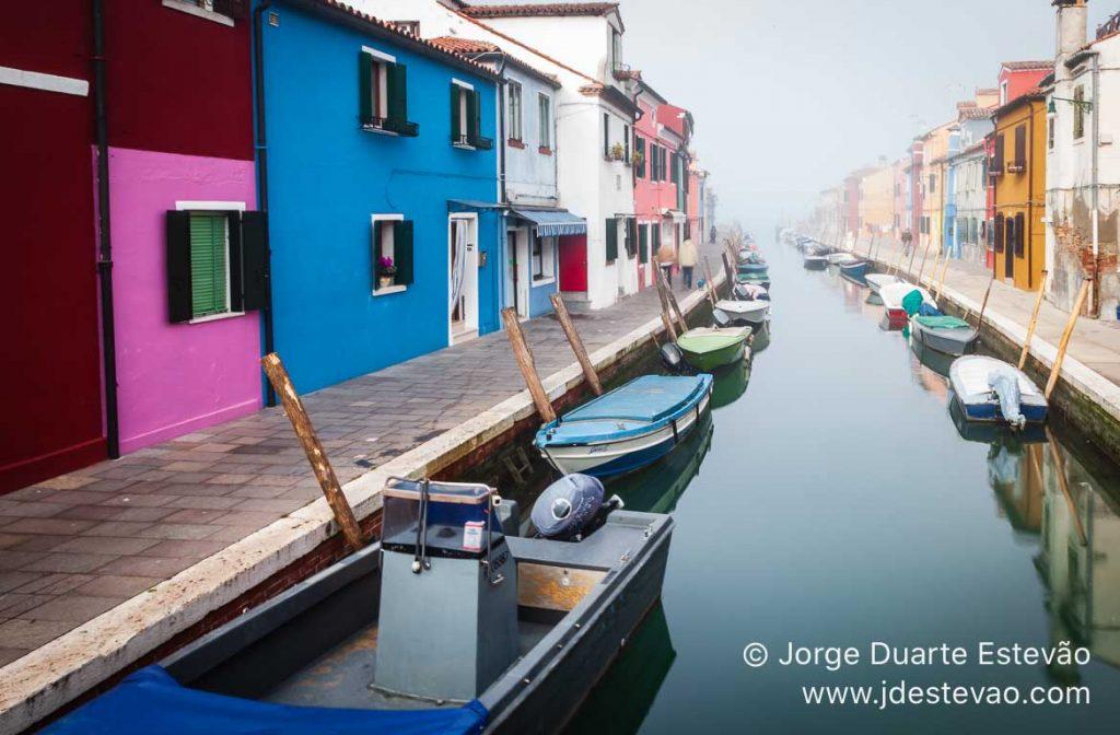 Burano, Veneza, Itália