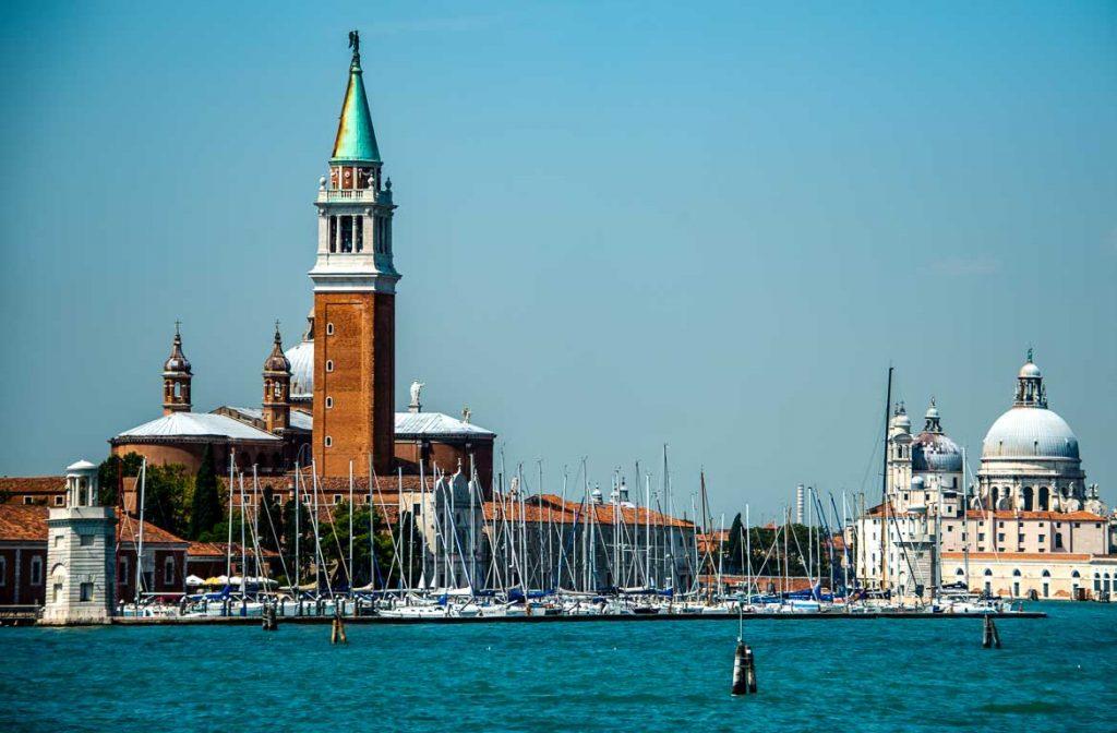 Campanário de São Marco, Veneza, Itália