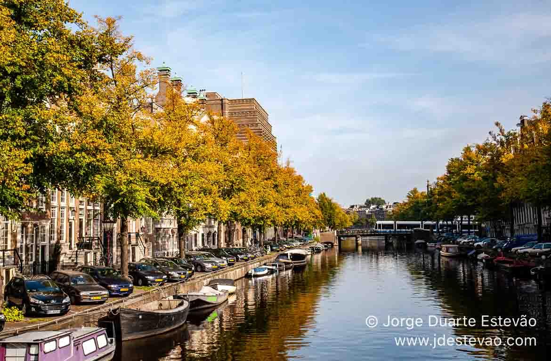 Canais de Amesterdão, Holanda