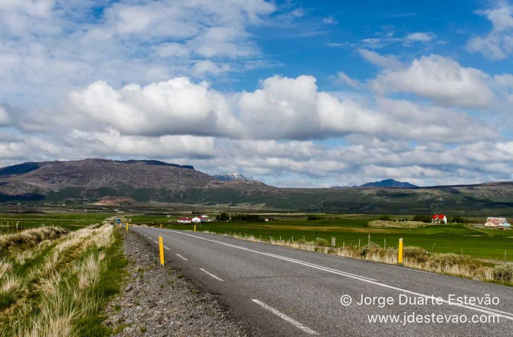 Estrada na Islândia, Golden Circle