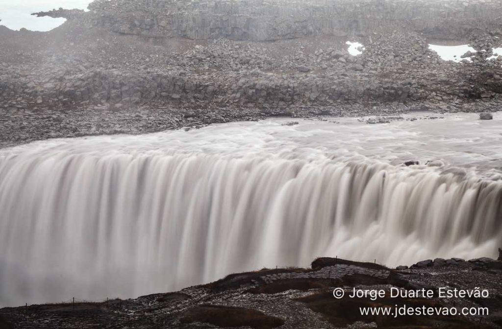 Catarata de Dettifoss, Islândia