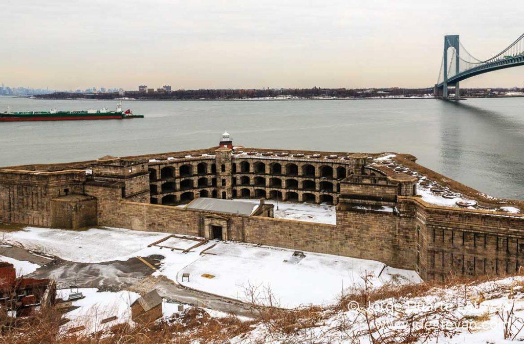 Fort Wadsworth, Staten Island, Nova Iorque, EUA