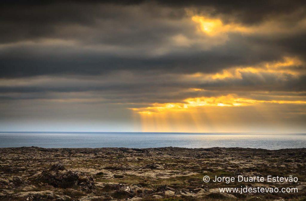 Fotografar na Islândia