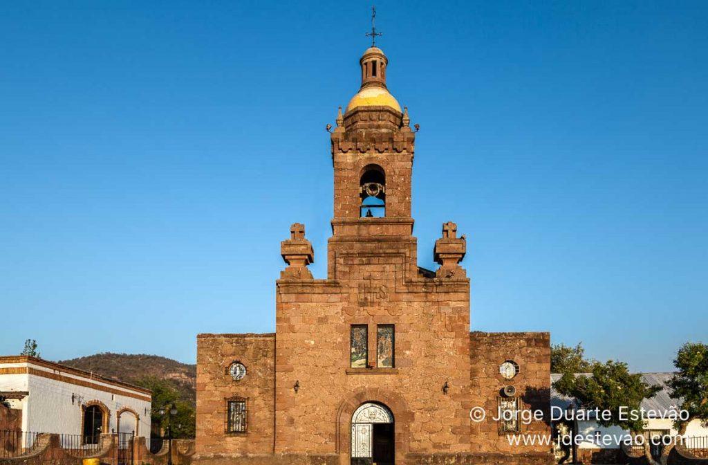 Igreja de Cerocahui, Sierra Madre, Chihuahua, México